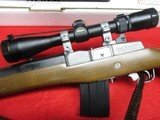 Ruger Mini-14 Stainless Ranch Rifle .223 w/Nikon ProStaff, box, 3 mags - 8 of 14