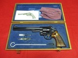 Smith & Wesson Model 29-2 8.375-inch 44 Mag Dirty Harry w/original case