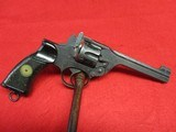 Enfield No.2 Mk.1** 38 S&W, 38/200, Top-Break Revolver 1943