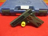 "Colt New Agent .45 3"" subcompact pistol w/original box"