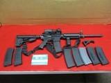Colt LE6920 SOCOM M4A1 Carbine, Aimpoint Optics, 8 Mags