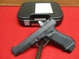 Glock G34 Gen 4 MOS Custom w/Trijicon RMR, Suppressor Night Sights