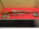 Mosin-Nagant Model 1891/30 Izhevsk 1943 7.62x54R w/accessories, optional 860rds ammo