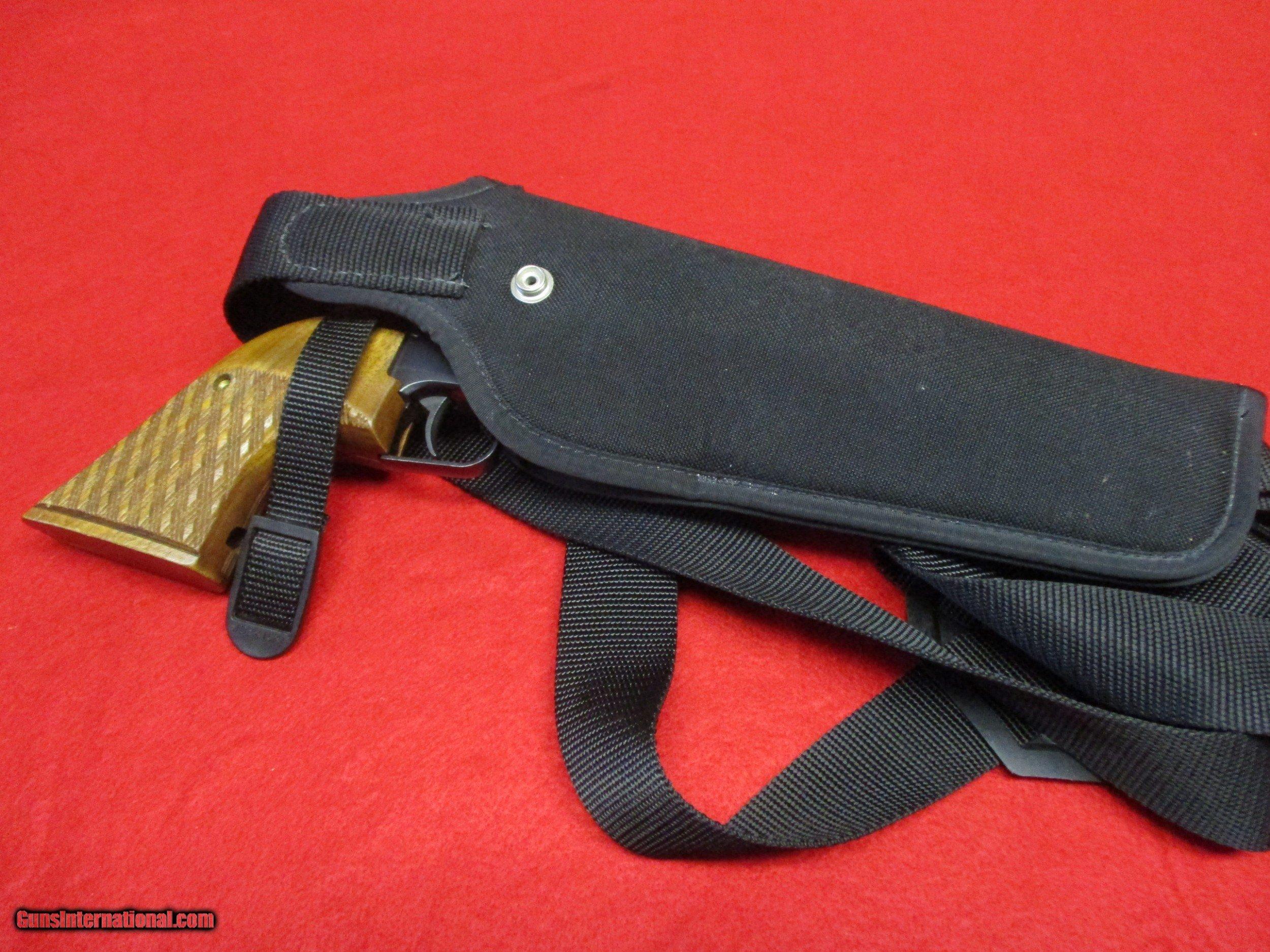 "Ruger Super Blackhawk New Model  44 Mag 7 5"" Herrett Wood"