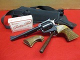 "Ruger Super Blackhawk New Model .44 Mag 7.5"" Herrett Wood Grips"