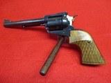 """Ruger Super Blackhawk New Model .44 Mag 7.5"""" Herrett Wood Grips - 2 of 15"""
