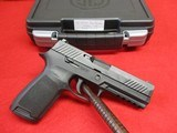 Sig Sauer P320 .45 ACP Excellent Condition with Box, 3 mags