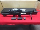 Century Arms C308 G3/CETME Rifle w/scope, box, spare mags