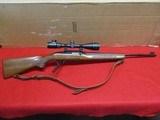 "Winchester Model 100 .308 Win Rifle 22"" 4-16x40 Illuminated scope"