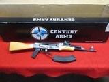 Century Arms RAS-47 AK47 7.62x39 w/Optic, box - 1 of 15