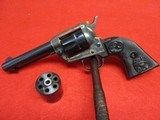 """Colt Peacemaker 22 Scout 4.4"""" Convertible Like New in Box - 2 of 15"""