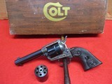 """Colt Peacemaker 22 Scout 4.4"""" Convertible Like New in Box - 1 of 15"""