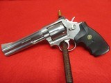 "Smith & Wesson Model 686 No Dash 357 Magnum 6"" Made 1987"