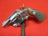 """Colt Lawman Mk III Early Production 357 Magnum 2"""" Nickel"""