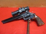 """Smith & Wesson Model 48-4 8-3/8"""" w/Red Dot Scope"""