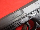 Heckler & Koch USP Expert .40 S&W Excellent Condition with H&K Carry Case, Full Kit - 3 of 15