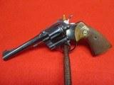Colt Officer's Model Match Target Revolver Rare .22 Long Rifle