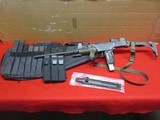 Group Industries Uzi Carbine 9mm w/Red Dot Optic, 10 Mags, Carry Case