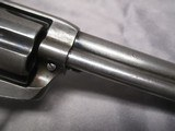 """Colt Bisley Frontier Model .44 WCF 5.5"""" w/Factory Letter, Possible Mexican Civil War Use - 11 of 15"""