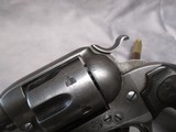 """Colt Bisley Frontier Model .44 WCF 5.5"""" w/Factory Letter, Possible Mexican Civil War Use - 4 of 15"""