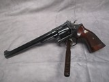 """Smith & Wesson K-38 Target Masterpiece 38 SPL with 8-3/8"""" Barrel! - 1 of 15"""
