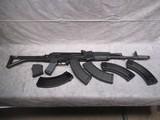 Arsenal SAM7SF Rifle 7.62x39 Folding Stock, 6 mags, hard case - 1 of 15