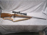 """Winchester Model 70 Pre-64 .264 Win Mag 26"""" with Redfield scope, sling"""