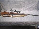 Interarms Mark X Custom 7x57 Improved Apex Heavy Barrel with Scope