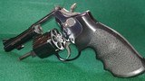 "Smith & Wesson 15-3, 38 S&W Special, 4"" Barrel, Blued Revolver - 6 of 12"