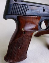 "S&W Model 41, .22 Long Rifle / LR Blued, 6"" Barrel, Vintage ~1970~ Semi-Auto Smith & Wesson Pistol - 3 of 14"