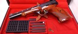 Browning MEDALIST ~ BELGIAN ~ .22 LR /Long Rifle ~ With case and accessories - 3 of 13