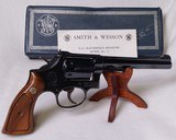 Smith and Wesson S&W 17-3, BEAUTIFUL blued .22LR/Long Rifle Classic revolver ~ Blue Box