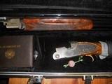 New/Unfired CSMC A-10 American Rose and Scroll Shotgun in Maker's Case (12 ga) - 5 of 6