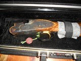 As New CSMC A-10 American Rose and Scroll Shotgun in Maker's Case (12 ga) -- BARGAIN PRICE! - 2 of 5