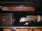 As New CSMC A-10 American Rose and Scroll Shotgun in Maker's Case (12 ga) -- BARGAIN PRICE! - 4 of 5