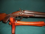"Mortimer & Son .500 BPE 3"" Hammer Double Rifle"