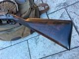 W.R. Pape 12 gauge Side-by-Side Hammergun - 10 of 15