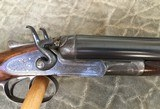 W&C Scott Best Quality .577 Howdah Hammer Double Rifle - 1 of 15