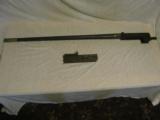 Browning BMG .50 cal bolt rifle/and parts