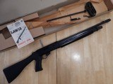 "Franchi Law-12 SPA Semi-Auto 12-gauge with 21"" Chrome-Molly Steel Threaded Barrel - Unfired with Original Box"