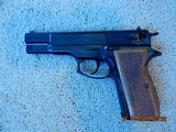 FEG 9mm Model P9R Single-Double Action with DeCock - High Power Clone From Hungary