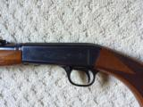 Broening Automatic Auto Rifle .22LR Belgian Grade I 1959 Manufacture - 7 of 11