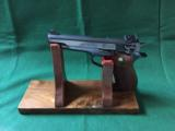 Smith and Wesson Model 52 Early Manufacture .38 Special Wadcutter Automatic Pistol