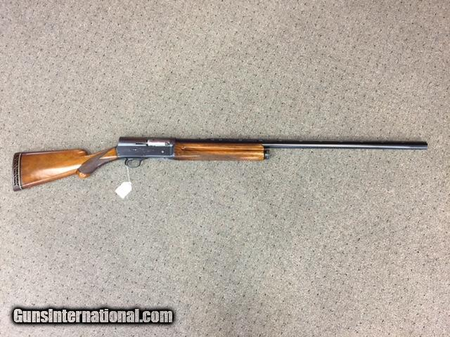 Browning auto 5 value
