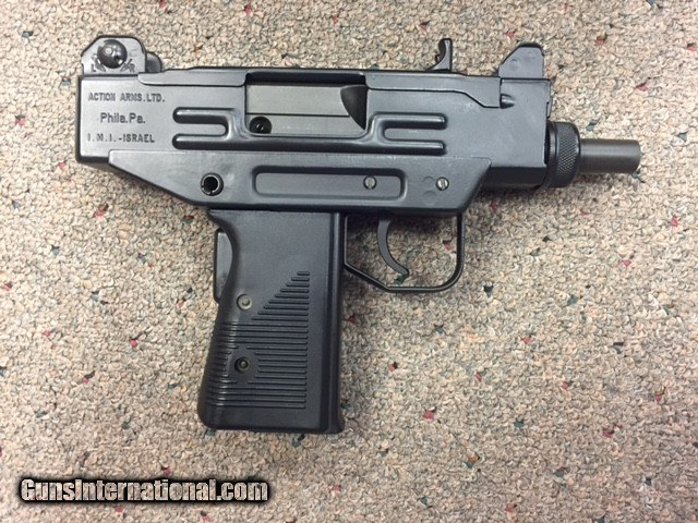 LNIB Pre-Ban IMI Micro Uzi Pistol 9mm Action Arms Import