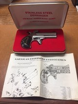 Derringer Modern and Replica for sale
