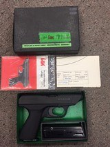 Heckler and Koch VP70Z 9mm Original Box and two Magazines