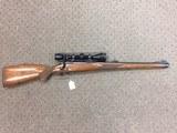 Rare Winchester Model 70 Mannlicher .30-06