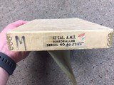 AMT Hardballer .45 Early Production With Original Box - 9 of 10