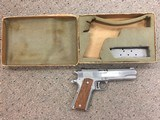 AMT Hardballer .45 Early Production With Original Box - 1 of 10